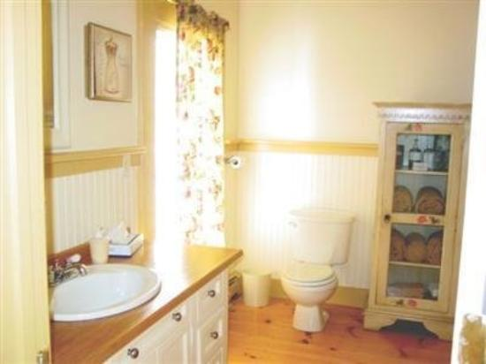 The Spring House Commons B & B : Bathroom