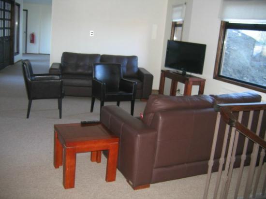 Hotel Patagonia B&B: living room