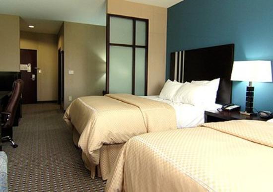 Comfort Suites Bastrop : Guest Room (OpenTravel Alliance - Guest room)