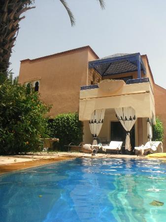 Villa Abalya: La villa