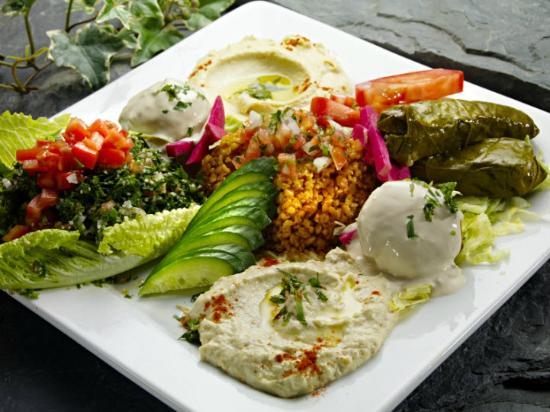 Mediterranean Restaurant Fresno Ca Menu
