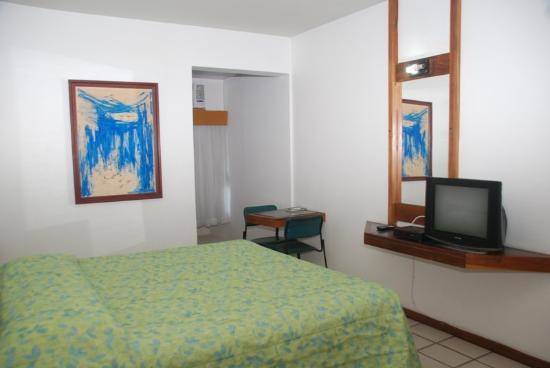 Bahia Park Hotel : Room