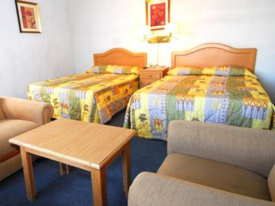 San Andres Hotel: Guest Room
