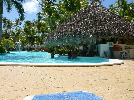 another view - Picture of Melia Caribe Tropical All ...