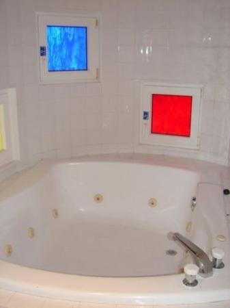 Hotel Villas la Audiencia : Bathroom