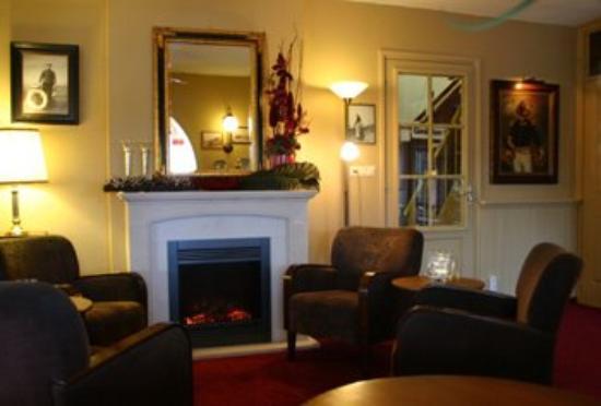 Hotel de Vassy: Lounge