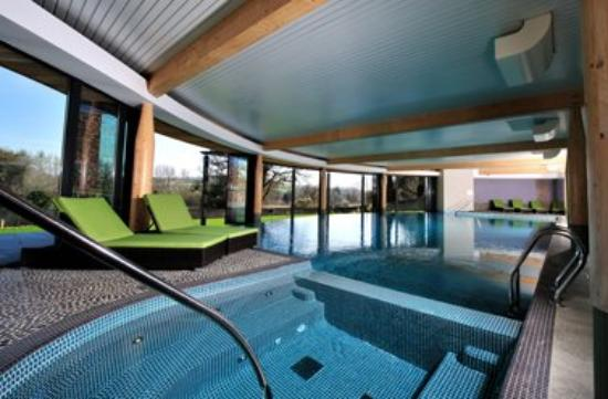 Pool picture of the cornwall hotel spa and estate st for Aufstell swimmingpool