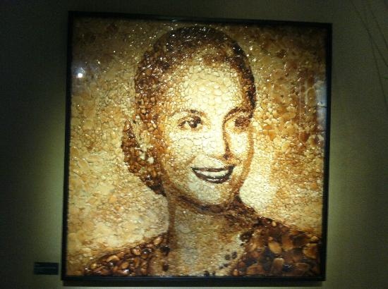 Esplendor Buenos Aires: Mosaico - Evita Peron