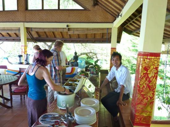 Bali Mandala Resort: leckere Speisen