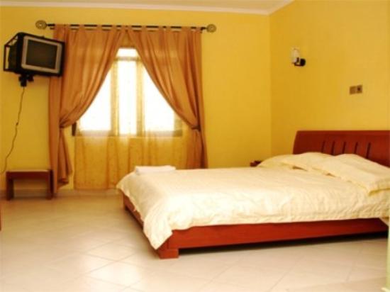Hotel Kipepeo: Room