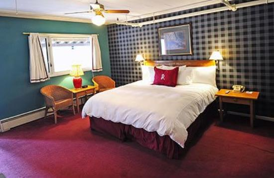 The Redstone Inn: Guest Room