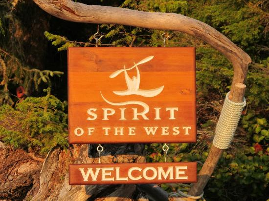 Kayaking with Spirit of the West Adventures