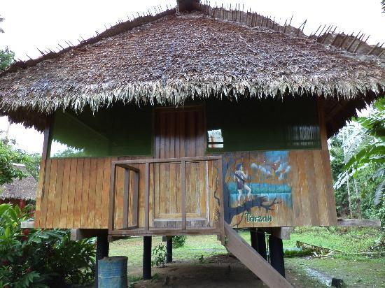 Ecoamazonia Lodge: Your wn private cabin