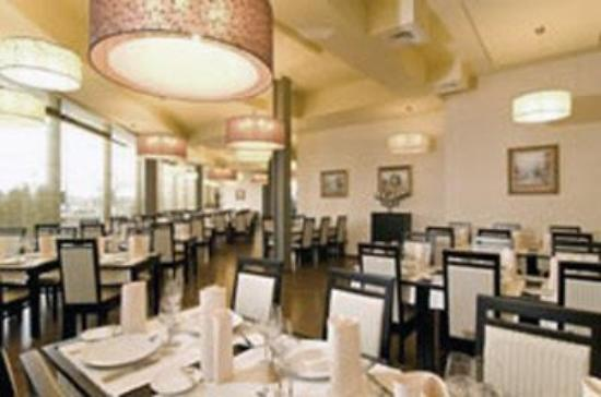 West City Hotel: Restaurant