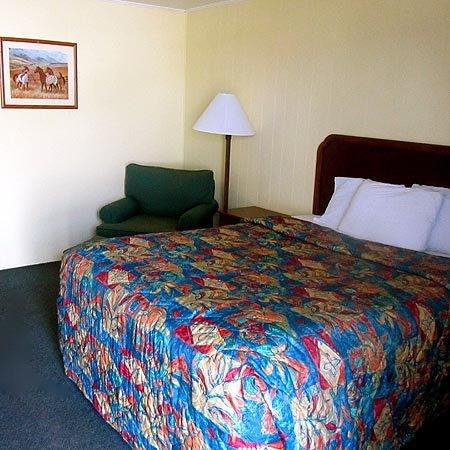 Arrowhead Motel: Single Bed