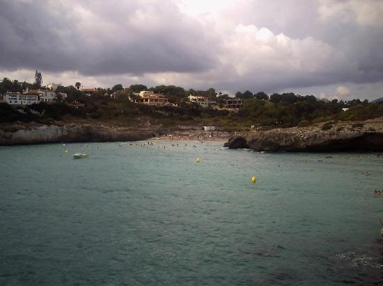 Palia Maria Eugenia Hotel: small beach...