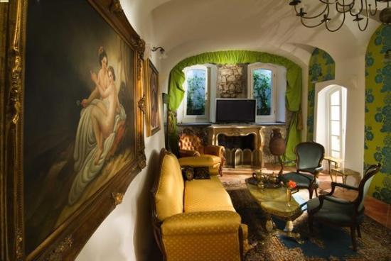 Hotel Galleria: Lounge