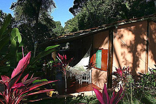 Pousada Porto de Cima: Vista habitacion