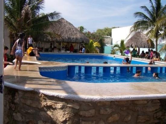 Costa Yucatan Resort : Pool View