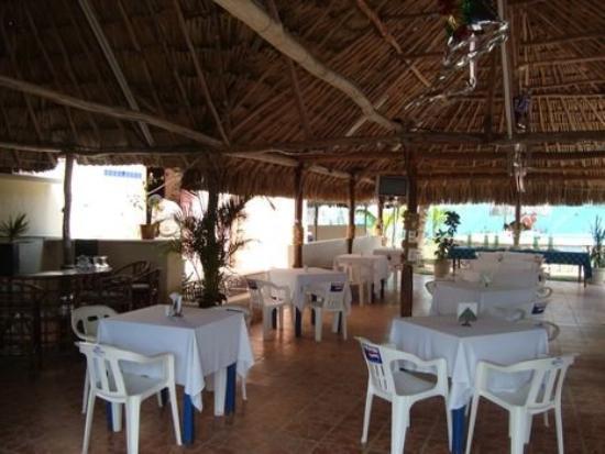 Costa Yucatan Resort : Restaurant