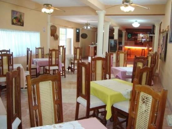 Costa Yucatan Resort : Restaurante Bar