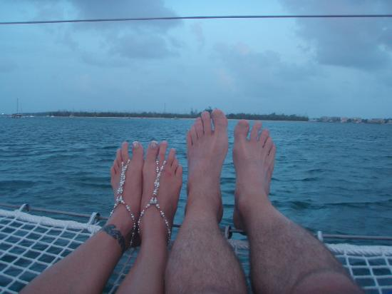 Restless Native Charters - Day Sails : Married Feet