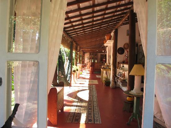 Pousada Porto de Cima : Hotel