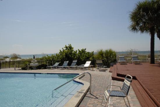 Gulf Towers Resort Motel: Pool