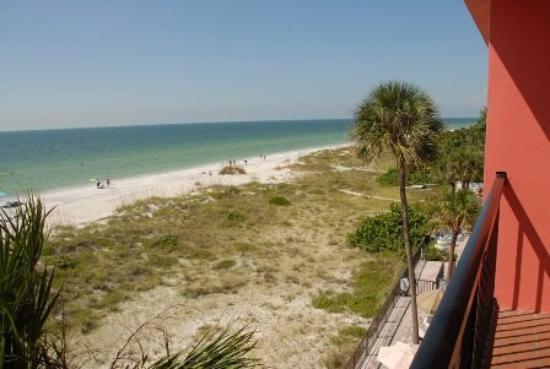 Gulf Towers Resort Motel: view