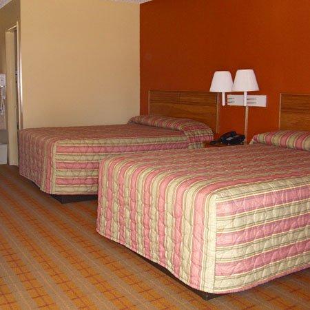 AREconomy Inn Ashdown Bed
