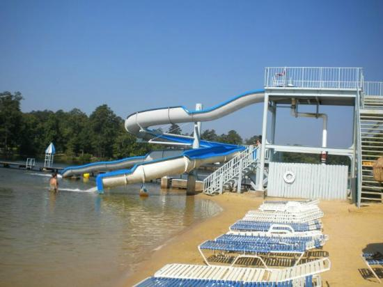 Louisville, MS : Big Slide
