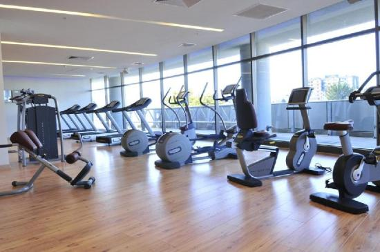 Hotel Dreams Araucania: Gym