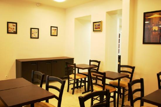 Comfort Hotel Au Firmament: Restaurant