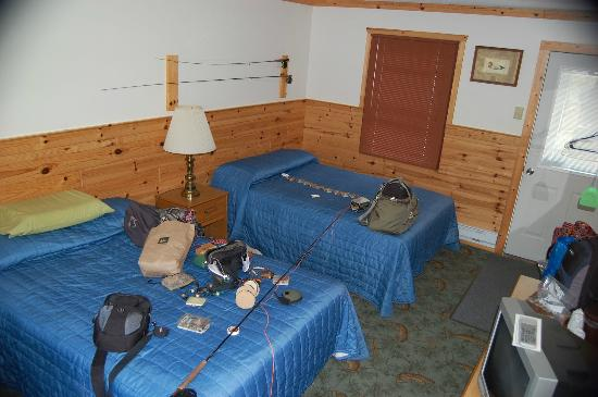 Gates Au Sable Lodge: Our room.