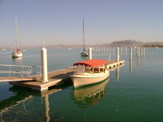 Paraiso Del Mar La Paz Dock