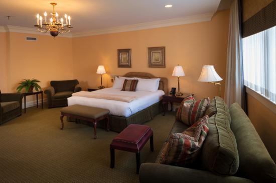 Haywood Park Hotel : Master King