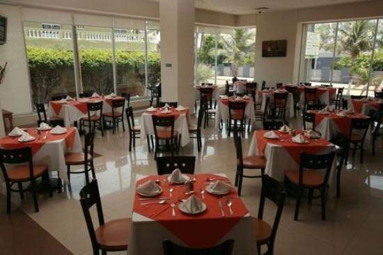 Hotel Balaju: Restaurant