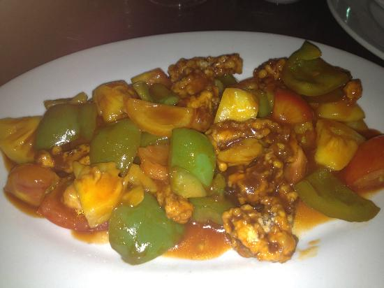 Lotus Lodge: Best sweet & sour pork ever!!!