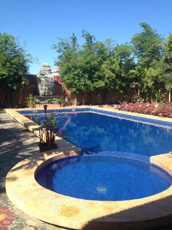 Lotus Lodge: The Pool