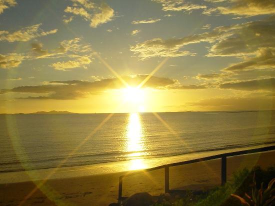 Wyndham Resort Denarau Island: sunset