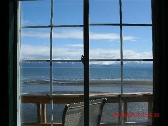The Alaska Beach House: View