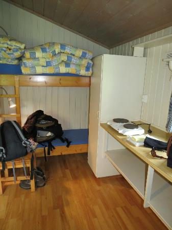 Flam Camping and Youth Hostel : Cabin #8
