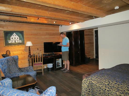 The Hanseatic Hotel: room 336