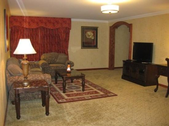 Acorn Motor Inn: Suite