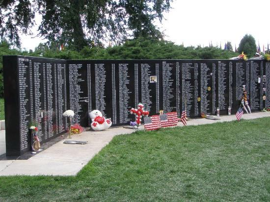 Fallen firefighters memorial 9 15 07 picture of memorial - Memorial gardens colorado springs ...