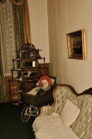 Delaware Hotel: Creepy
