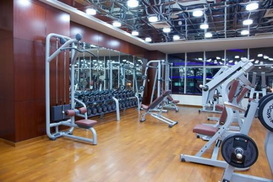 One to One - Concorde Fujairah Hotel: Gym