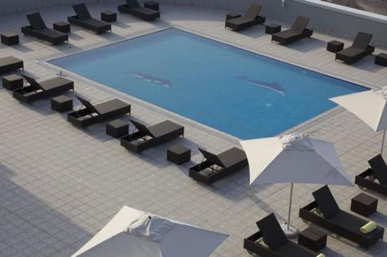 One to One - Concorde Fujairah Hotel: Kids Pool