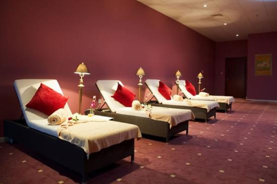One to One - Concorde Fujairah Hotel: Spa
