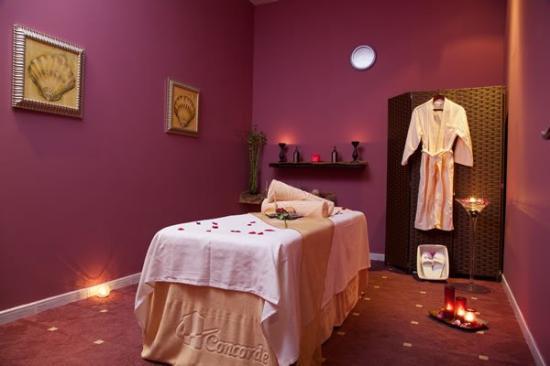 One to One - Concorde Fujairah Hotel: Massage